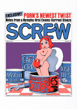 Screw #429: Candied Cherries