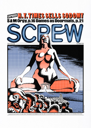 Screw #321: The Temple