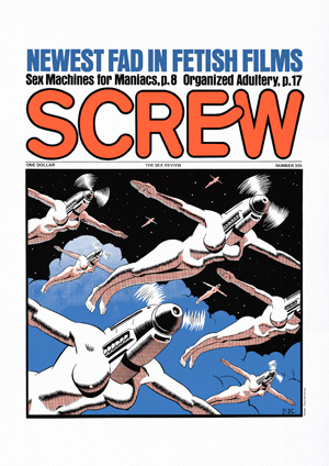 Screw #370: Flying