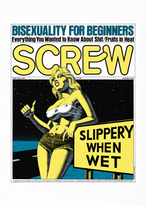 Screw #502: Slippery when wet