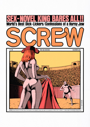 Screw #635: The Toreador