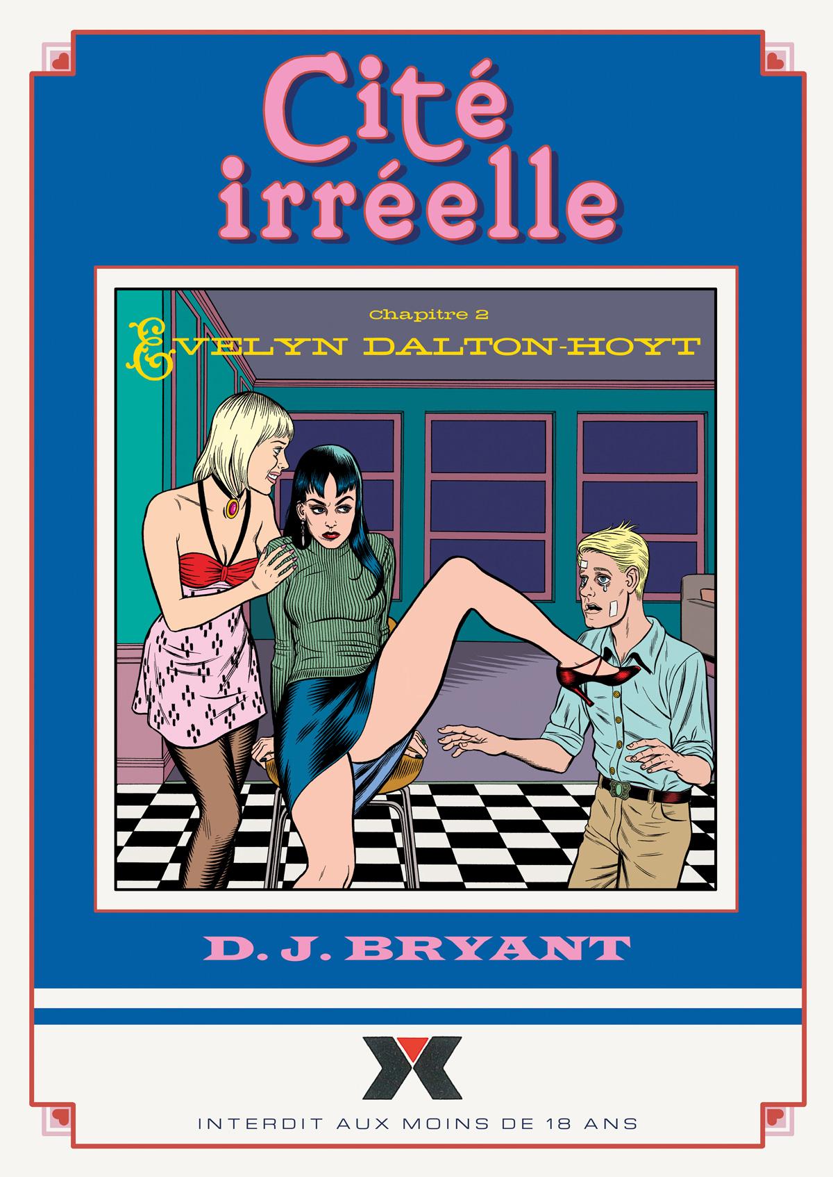 Evelyn Dalton-Hoyt, affiche de D. J. Bryant