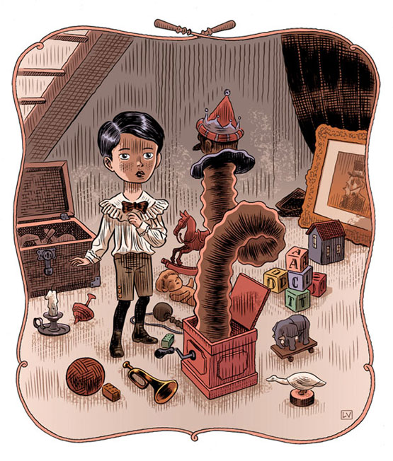 Illustration de Lucas Varela