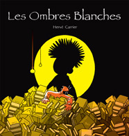 Les ombres blanches, couverture