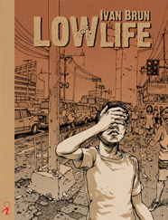 Lowlife, couverture
