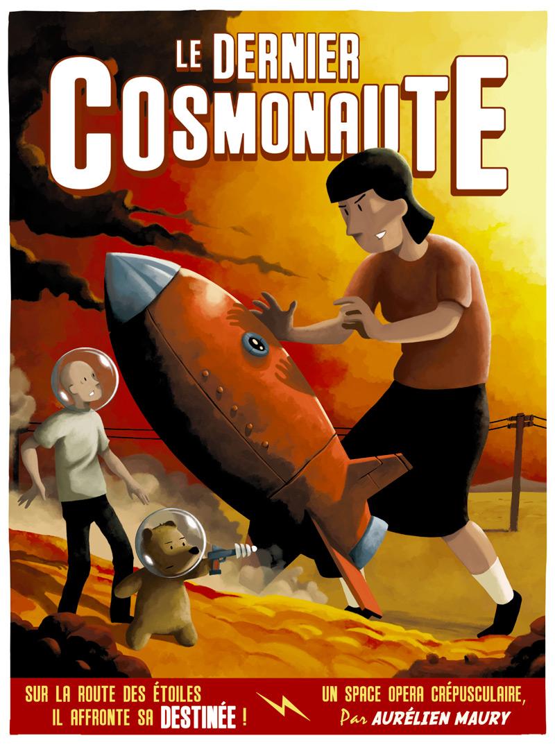 le dernier cosmonaute 1