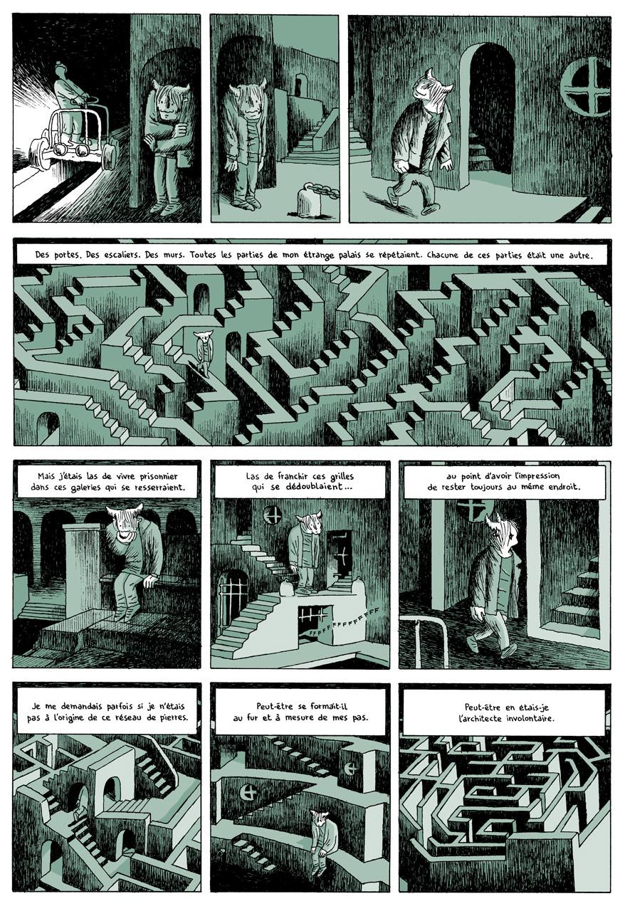 les monstres aux pieds d'argile, extraits