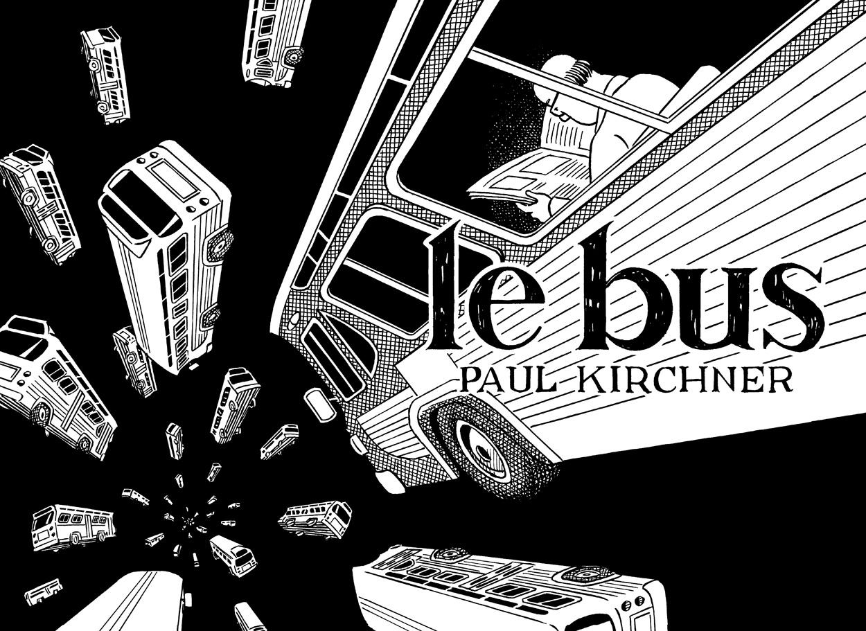 le bus, par Paul Kirchner