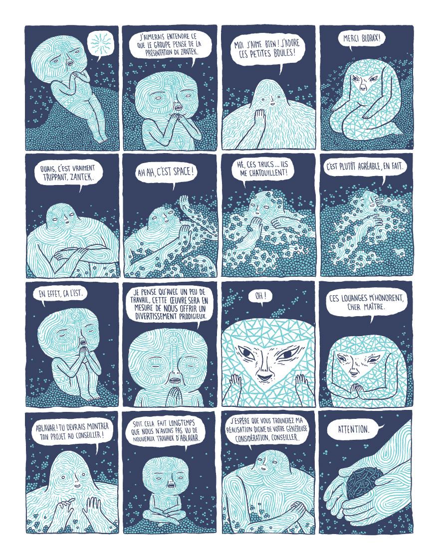 …Et tu connaîtras l'univers et les Dieux