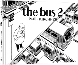 The bus 2, couverture