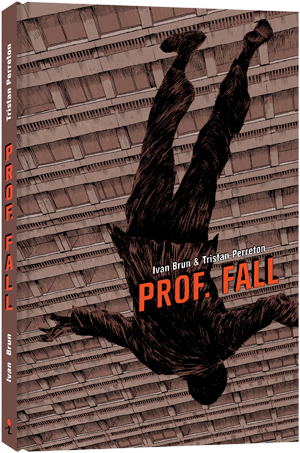 Prof. Fall, couverture