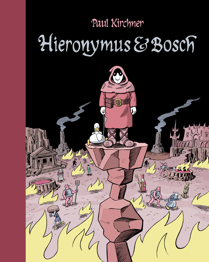 Hieronymus & Bosch cover