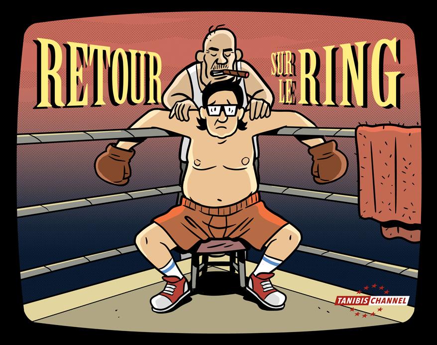 Retour sur le ring