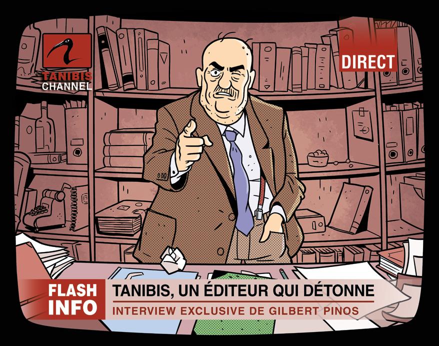 Tanibis, un éditeur qui détonne